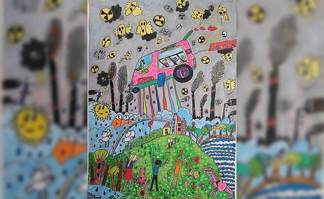 """Toyota'nın """"Hayalimdeki Araba Resim Yarışması"""""""