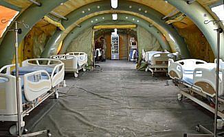 TSK'dan Afrinli'lere acil yardım hastanesi