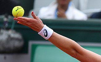 Türk tenisçi Zeynep Sönmez'e ceza