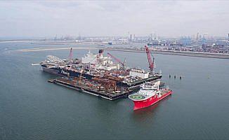 TürkAkım'ın ilk hattı 10 Mayıs'tan önce tamam