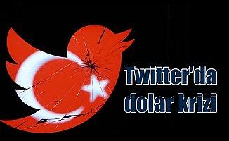 Twitter'da dolar sorgulayan Türk kullanıcılar sistemi çökertiyor