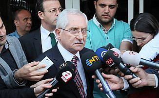YSK Başkanı Güven'den 'seçim takvimi açıklaması