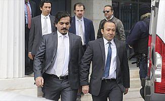 Yunanistan Adalet Bakanından 8 darbeciye ilişkin açıklama