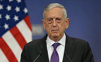 ABD Savunma Bakanı Mattis: Barışı sağlamadan Suriye'den çıkmak istemiyoruz