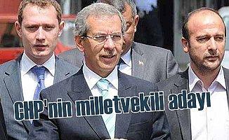 Abdüllatif Şener, CHP'den Sivas Milletvekili adayı oldu