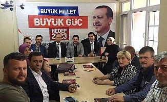 Ak Parti ALTINTEL ile Kırklareli'nde iddialı hazırlanıyor