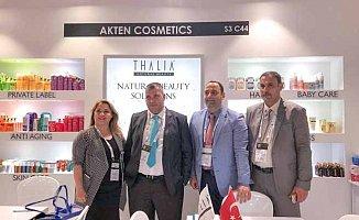 Akten Kozmetik Dubai 23. Beautyworld fuarında