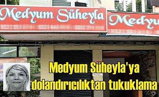 Ankara'da medyum operasyonu: Medyum Süheyla dolandırıcılıktan tutuklandı