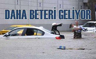 Ankara için hava durumu; Meteoroloji saat vererek uyardı