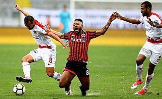 Antalyaspor Ankara deplasmanından istediğini aldı