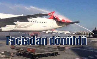 Atatürk Havalimanı'nda büyük tehlike ucuz atlatıldı