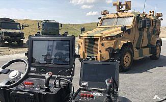 BMC'den insansız zırhlı araç atağı