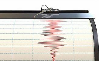 Bolu'da iki dakika arayla iki deprem