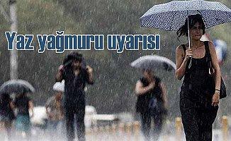 Bugün Hava Nasıl olacak: Meteoroloji'den yaz yağmuru uyarısı geldi