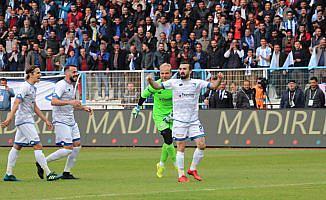 Büyükşehir Belediye Erzurumspor play-off'da