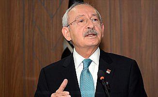 Kılıçdaroğlu: Önümüzdeki 50-100 yılı planlayamazsak bilgi çağını kaçırırız