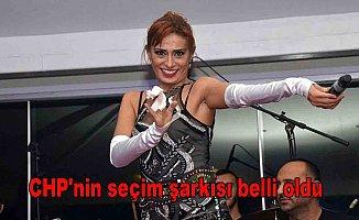 CHP'nin seçim şarkısı ile ilgili Yıldız Tilbe'den açıklama