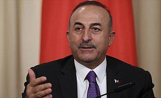 Dışişleri Bakanı Çavuşoğlu: İsrail'in hukuk önünde cevap vermesi gerekiyor