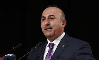 Dışişleri Bakanı Çavuşoğlu: Türkiye Filistin davasını savunmaya devam edecek