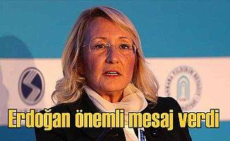 'Erdoğan 'Artık dünyanın her yerindeyiz' mesajı verdi'