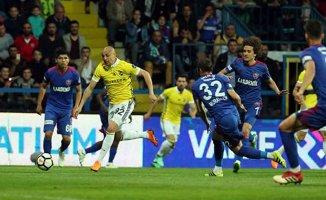 Fenerbahçe'den tarihi fark