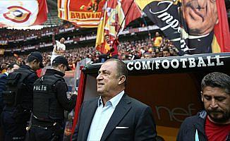 Galatasaray Terim ile farklı