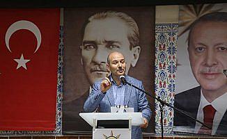 İçişleri Bakanı Soylu: Doğu ve Güneydoğu'daki huzur mu battı size?