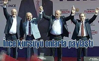 İnce, Erdoğan'la görüşeceği saati açıkladı