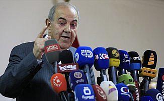Irak'ta Allavi seçimlerin iptalini istedi