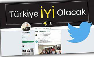 İYİ Parti sosyal medya çalışanı Çoraklık FETÖ'den tutuklandı