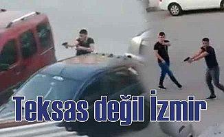 İzmir'de silahlı gruplar Bornova'yı karıştırdı