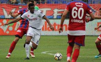 Karabükspor 0- Konyaspor 1