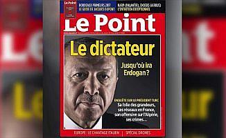 'Le Point bir dergi değil bir operasyon aygıtı'