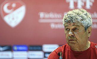 Lucescu: Kaybetmekten nefret eden bir ekip kurmayı hedefliyorum