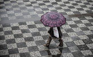 Meteorolojiden 9 il için yağış uyarısı