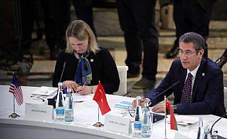 Canikli: Abhazya ve Güney Osetya meselelerinin çözüleceğine inanıyoruz