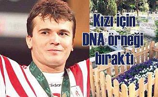 Naim Süleymanoğlu'nun kızı için DNA testi
