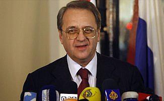 Rusya'dan 'Suriye'deki yabancı güçler' açıklaması