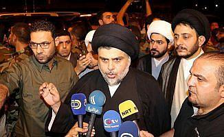 Sadr'dan 'Hükümet kurma çalışmalarını tamamladım' mesajı