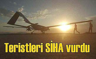 Siirt'te 3 terörist SİHA ile etkisiz hale getirildi