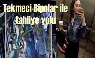 Şortlu hemşireye tekmeleyen adamı Bipolar beraat ettirecekler