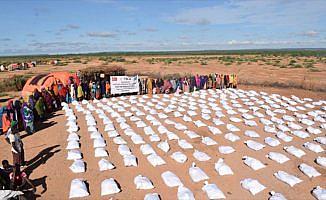 TİKA'dan Somali'deki sel mağdurlarına yardım eli