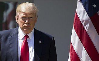 Trump'tan 'derin devlet' çıkışı
