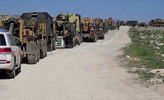 TSK'dan İdlib'de onuncu gözlem noktası