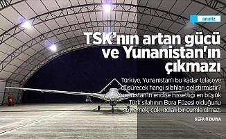 TSK'nın artan gücü ve Yunanistan'ın çıkmazı