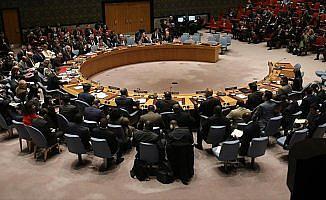 Türkiye'den BMGK'ya Filistin ve Suriye eleştirisi