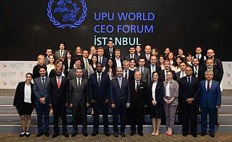 UPU Dünya CEO formuna PTT ev sahipliği yaptı