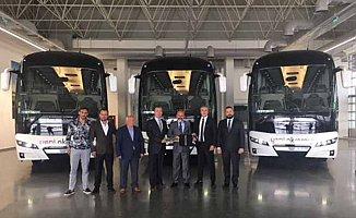 Yeni Aksaray Seyahat yola NEOPLAN Yeni Tourliner ile devam ediyor