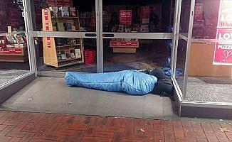 Yeni Zelanda evsizlere çözüm