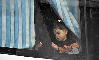 Yermük Kampı'ndan tahliyeler devam ediyor